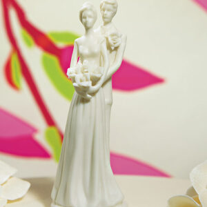 A Couple Cake Topper