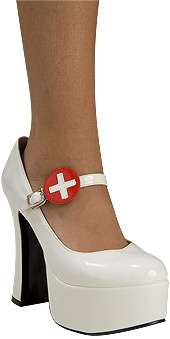 Nurse Shoe Clips