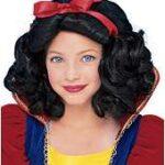 Snow White Wig Kid
