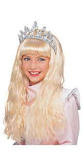 Sleeping Beauty Wig Kid