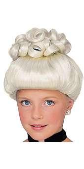 Cinderella Wig Kid