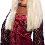 Long Blonde Wig Kid