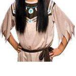Pocahantas Wig Kid