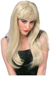 Glamour Girl Blonde Wig