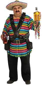 Mexican Senor Hombre