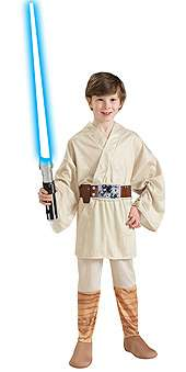 Star Wars Child Luke Skywalker