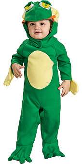 Frog Little Costume