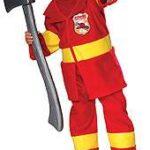 Firefighter Toddler