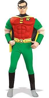 Costume Batman: Robin Deluxe