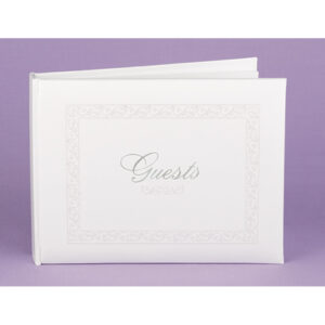 Essence of Pearl Guest Book