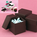 Favor Box Brown 25ct