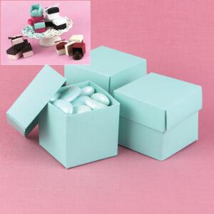 Favor Box Teal 25ct