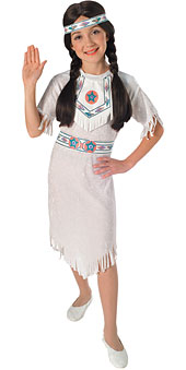 Indian Native Princess
