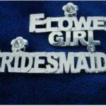 Bridal Party Pin – Bridesmaid