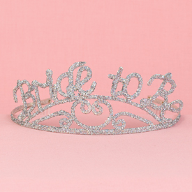 A Bride To Be Tiara Shimmer