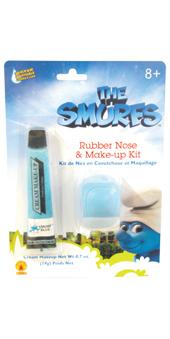 Smurfs Makeup & Nose Kit