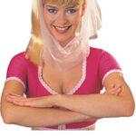 Jeannie Headpiece Deluxe