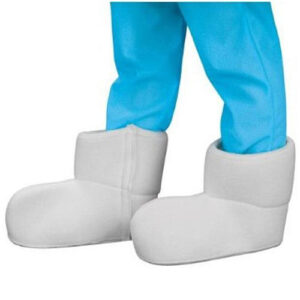 Smurf Kid Shoe Covers
