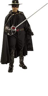 Mexican Zorro Grand Heritage