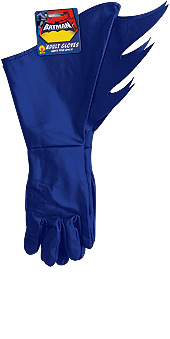 Batman Adult Gloves