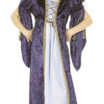 Juliet Girls Costume