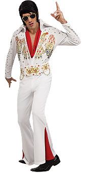 Elvis  Costume Deluxe