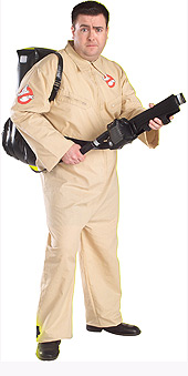 Ghostbuster - Male