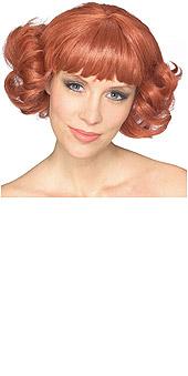 Cutie Flip Auburn Wig