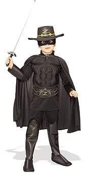 Zorro Muscle Chest
