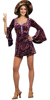 60's Girl (Purple)