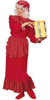 Mrs. Claus Standard