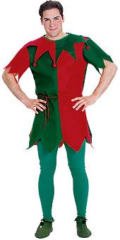 Elf Economy Tunic & Cord