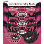 Bachelorette Party 6 Masks