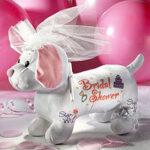 Bridal Shower Autograph Pup