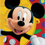 Mickey Mouse -Clubhouse Lunch Napkins