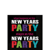 Tableware  Beverage Napkins New Year