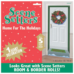 Decor Scene Setter Home For The Holidays