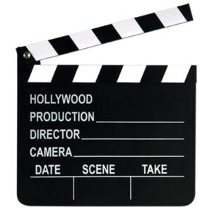 Clapboard Hollywood