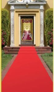 A Red Carpet Runner