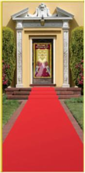 A Red Carpet Runner