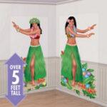 Decor  Scene Setter Add  On Hula Dancer