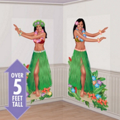 Decor  Scene Setter Add  On Hula Dancer