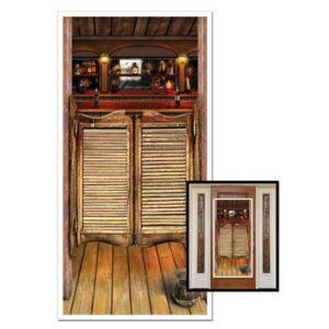 Door Cover Western