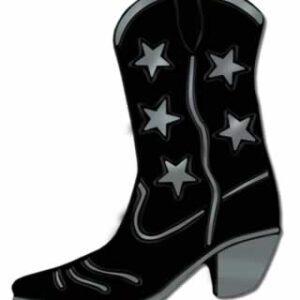 Cutout Cowboy Boots
