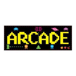 Arcade Sign Cutout