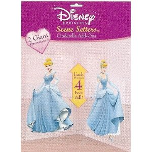 Princess Cinderella Addon Scene Setter