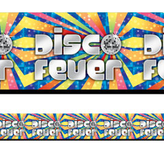 Disco Fever Banner Roll
