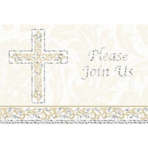 Grace Invitations 8 ct