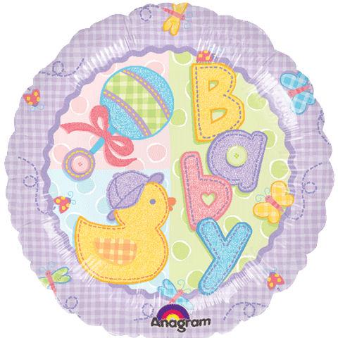 Balloon  Hugs & Stitches supershape