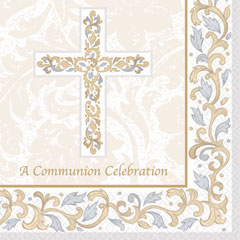 Grace Communion  Beverage Napkins